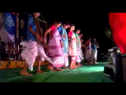 DANGUA MONE DO - SANTAL GROUP DANCE VIDEOS.mp4