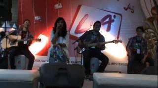 Marsheilla Perform @soulnation, 23 Sept 2011