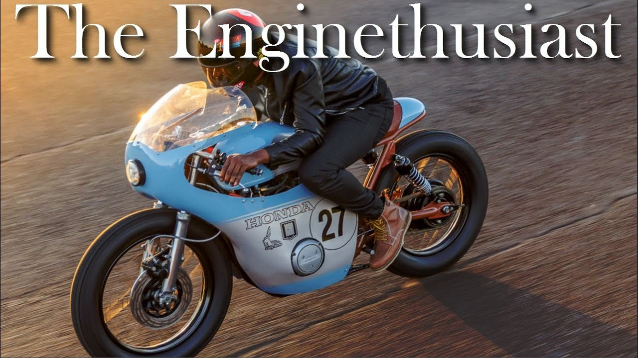 Cafe Racer Honda CB 550 By Little Horse Cycles The Enginethusiast