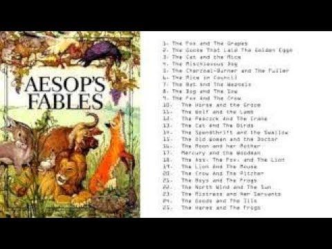 [Full AudioBook] Aesop's Fables