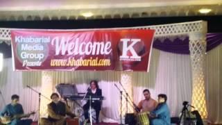Karen Khan pushto Song in Birmingham