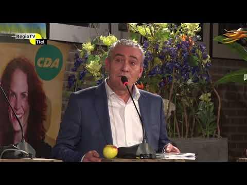 RegioTV Tiel - lijsttrekkersdebat 2018