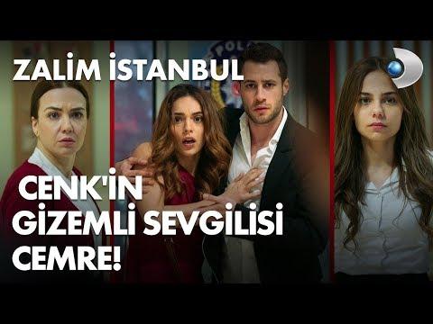 Cenk'in Gizemli Sevgilisi Cemre! - Zalim İstanbul 4. Bölüm