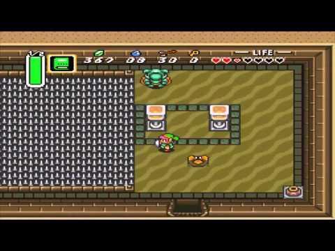 Zelda: A Link to the Past PuzzleDude's Quest - 6 - Book Get & Death of Trolldorm
