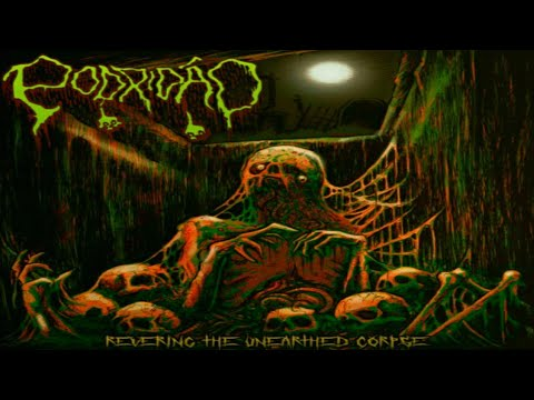 • PODRIDÃO - Revering The Unearthed Corpse [Full-length Album] Old School Death Metal