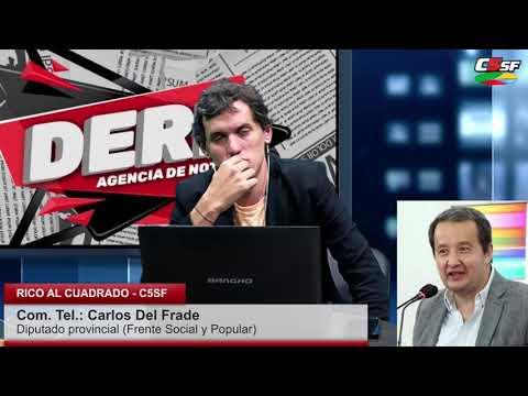 Cupo Trans: Es saldar una deuda humanitaria dijo Del Frade