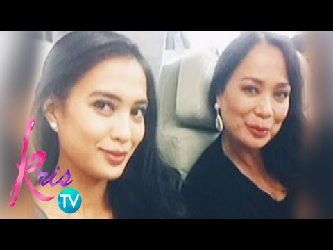 Kris TV: Isabelle's relationship with Gloria Diaz