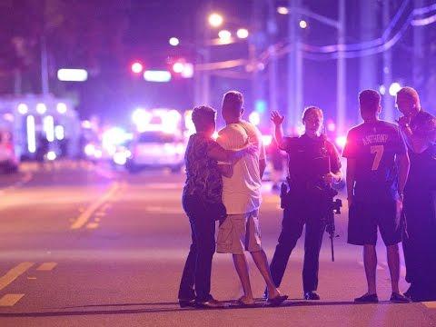 ORLANDO SHOOTING EYEWITNESSES at Florida Pulse Nightclub