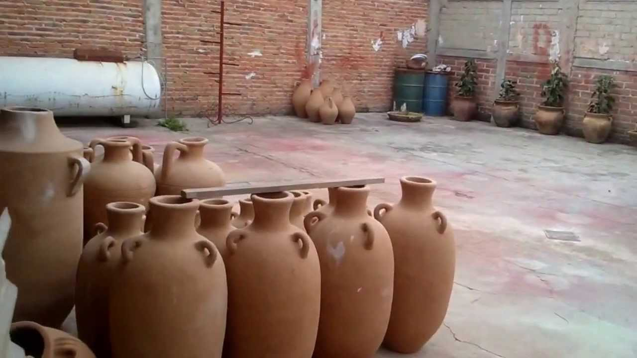 Artesanias Mexicanas Vasija De Barro