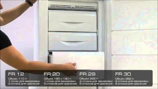 видео Какую вертикальную морозильную камеру для дома лучше купить
