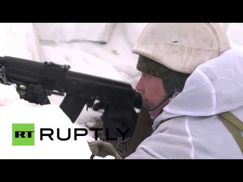Russia: Northern Fleet show off serious firepower during Arctic drills
