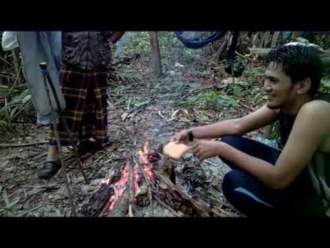 BUSHCRAFT COOKING KERABU NIBONG at Sintok,Malaysia