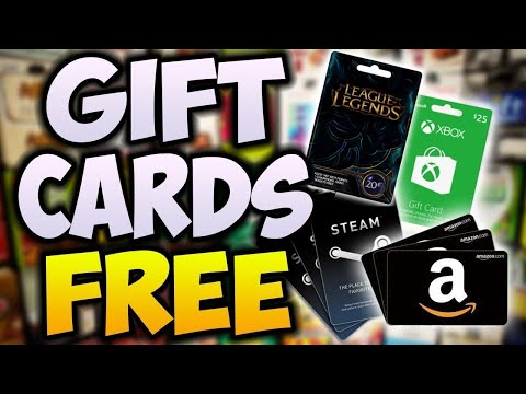 How To Get FREE Gift Cards *Working April 2018*