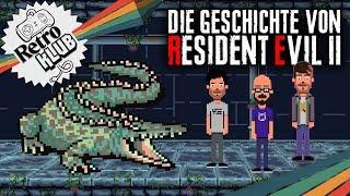 Die Geschichte von Resident Evil 2 mit Simon, Fabian & Gregor | Retro Klub