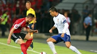Cristiano Ronaldo vs Albania (Away) 15-16 HD 720 By Cris7A
