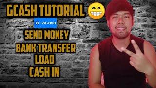 GCash Tutorial 2020 | (How to SEND MONEY,BANK TRANSFER,LOAD,CASH IN) screenshot 5