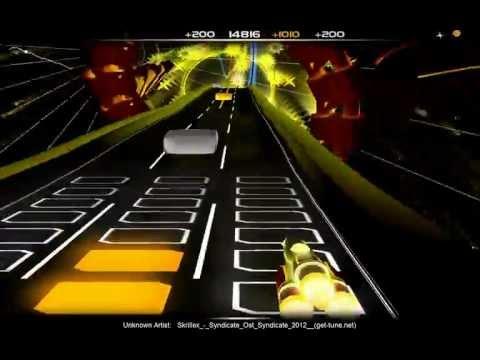 Audiosurf - Skrillex Syndicate