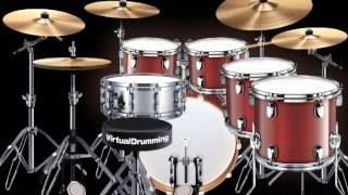 Cokelat - Ku pilih dia [Virtual drumming]