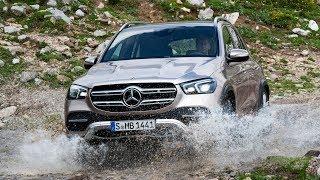 Novo Mercedes-Benz GLE 2020 - detalhes e especificações www.car.blog.br
