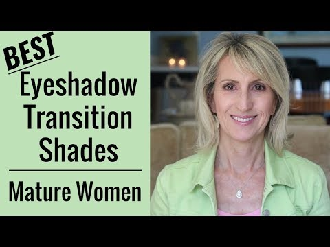 Best Eyeshadow Transition Shades for Mature Women thumbnail