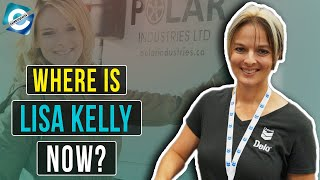 What happened to Ice Road Truckers Lisa Kelly?