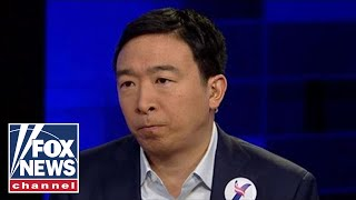 Should Americans fear automation? Andrew Yang says jobs are suffering