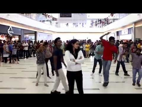 Flash Mob by Government Law College Ernakulam