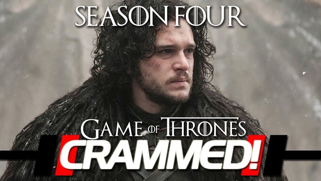 Game Of Thrones – Season 4 ULTIMATE RECAP!
