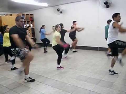 Aula Body Combat Academia Fibra- parte 3