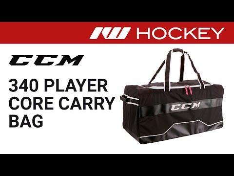 CCM 340 Player Basic Hockey Bag Review