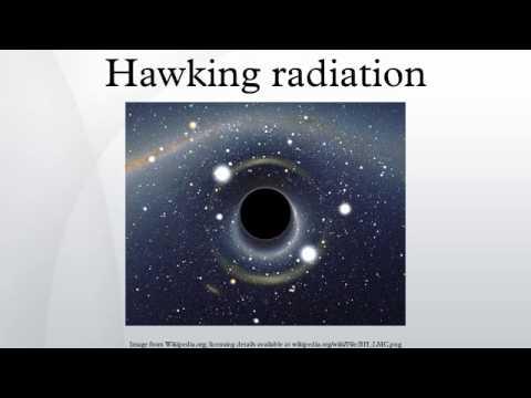 black holes hawking radiation - photo #17