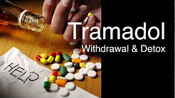 Tramadol Withdrawal and Tramadol Detox