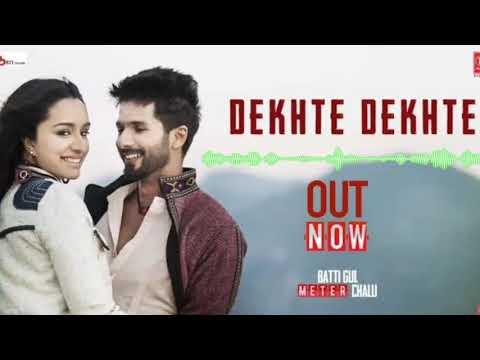 Dekhte Dekhte Instrumental Ringtone | New Romantic Ringtone | Top Bollywood Ringtone | APH Ringtone