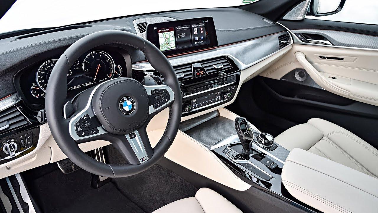 Bmw 530 Interior: 2017 BMW 530d