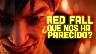 REDFALL es el GRAN ANUNCIO de XBOX: Un SHOOTER de MUNDO ABIERTO con VAMPIROS que NOS TIENE LOCOS