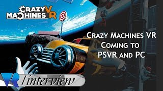 Crazy Machines VR: Physics and Chain Reactions Puzzle Game