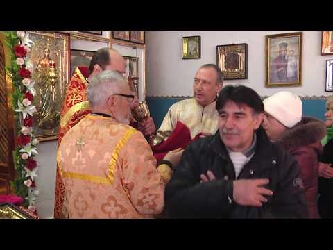 telekanal Vektor: Престольне свято на честь святого мученика Трифона