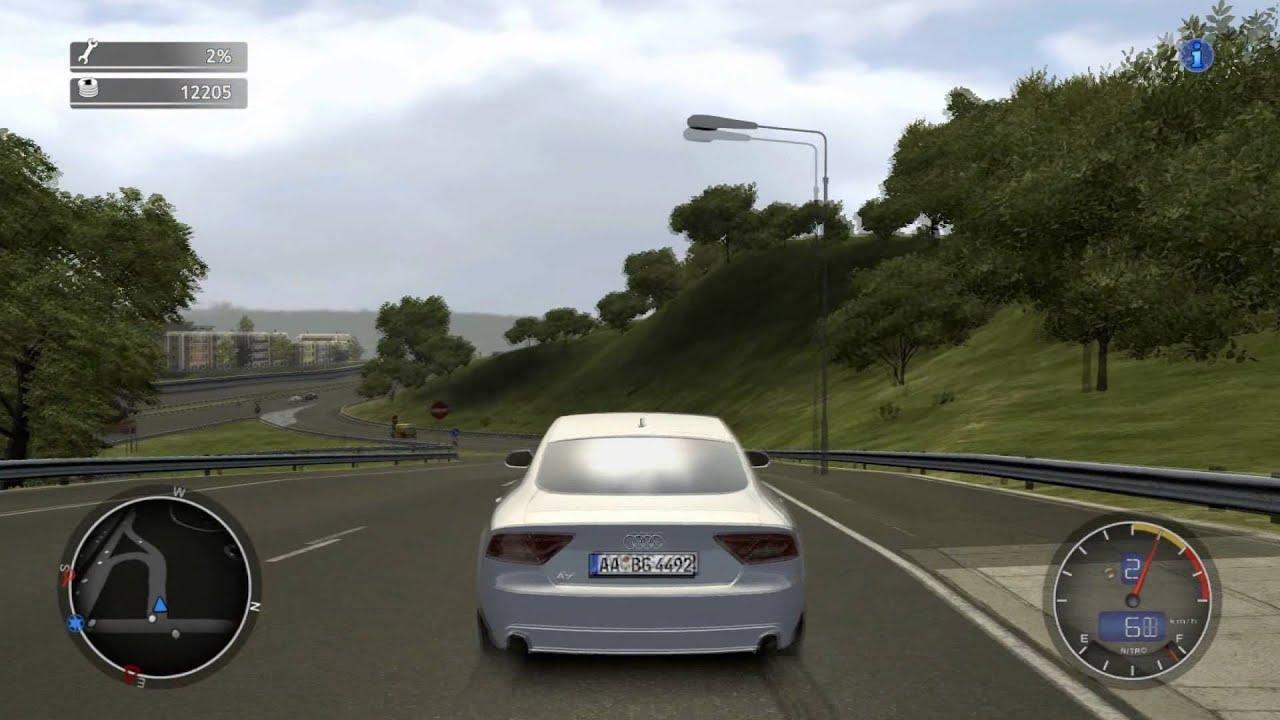 Cobra 11 Crash Time 4 Das Syndikat Mod Audi A7