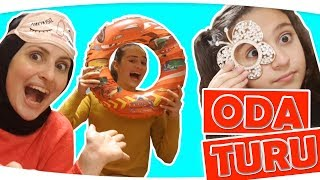 İDİL DURU ODA TURU - Duru'nun odasını karıştırdık, neler oldu neler!! 😜 Room Tour Fenomen Tv