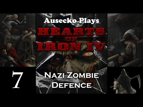 HoI IV (mod) Nazi Zombie Defence 7 [Union of Zombie Socialist Republics]