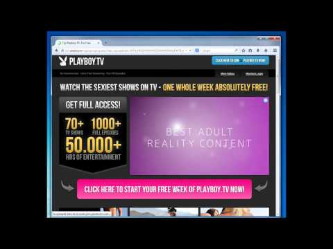 How to watch Playboy TV 4 FREE