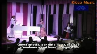 Giovanni Paisiello - Il Barbiere di Siviglia  - sottotitoli italiano