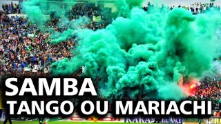 "Curva Sud Magana (Raja Casablanca): ""Samba, tango ou mariachi"" Legendado."