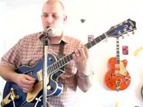 Easy Blue Suede Shoes Lead Guitar Tutorial
