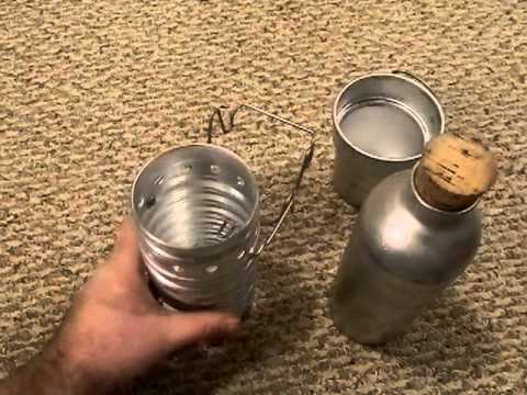 my military surplus volcano stove cooking system