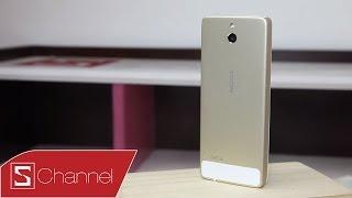 Schannel - Mở hộp Nokia 515 phiên bản Gold: Điện thoại bàn phím T9 phong cách cổ điển