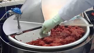 Изготовление сыровяленной колбасы