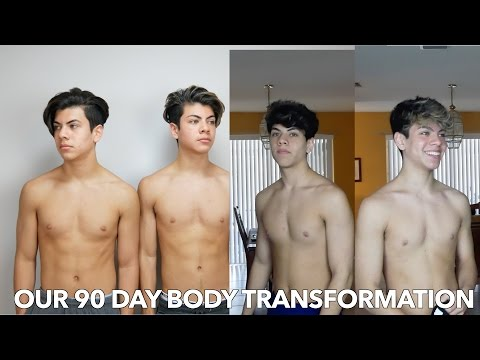 90 DAY TRANSFORMATION I 50 PUSHUPS AND 1 MINUTE PLANKS