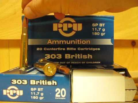 303 British 180 grain Soft Point Prvi Partizan Ammunition - PP39 at  SGAmmo com
