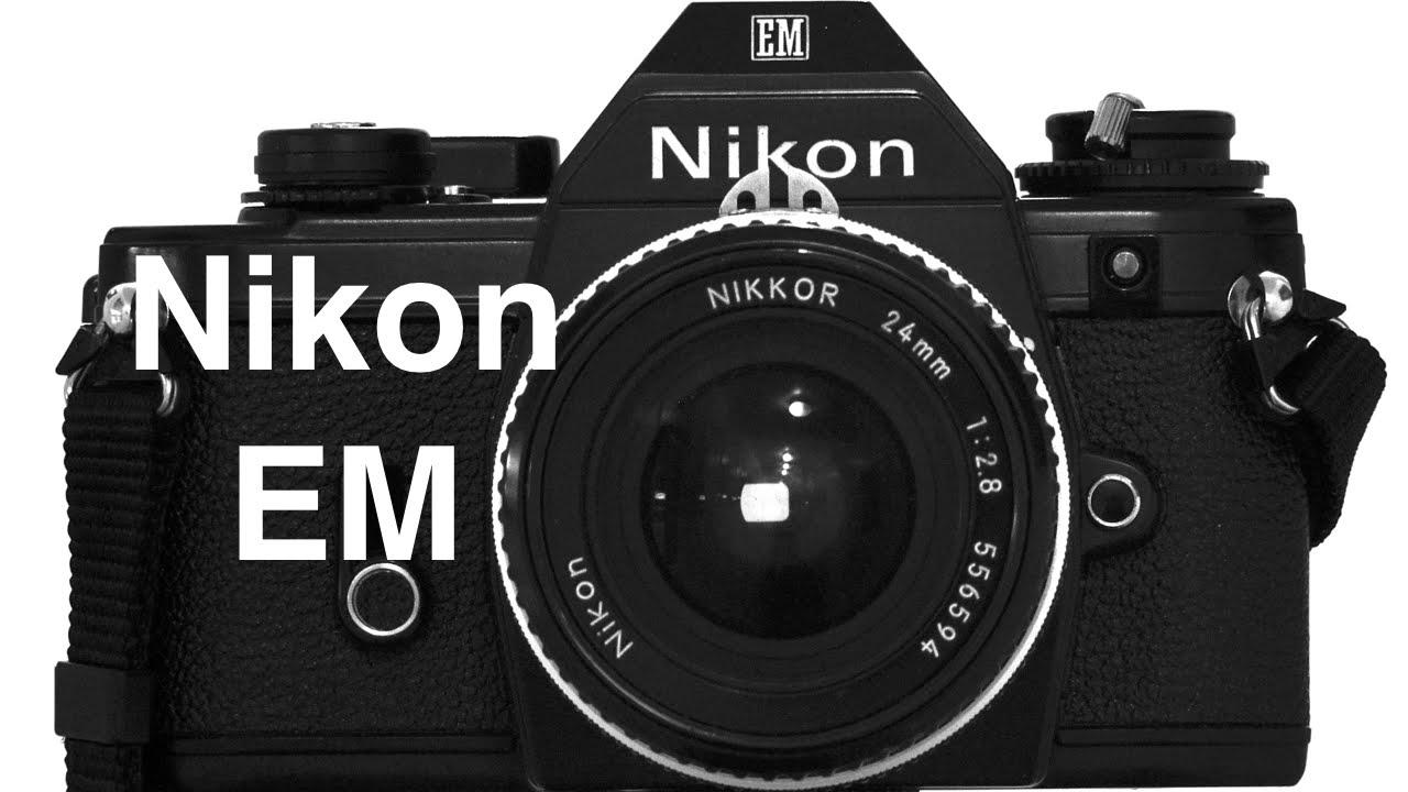 nikon em slr video manual youtube rh youtube com Nikon EM Manual PDF Nikon EM vs Pentax Me